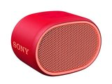 Sony SRS-XB01 Extra Bass  Bluetooth Rot _
