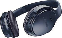 Bose QuietComfort 35 II Wireless Headphones Schwarz