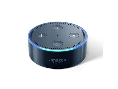 Amazon Smartspeaker Echo Dot 2. Generation schwarz