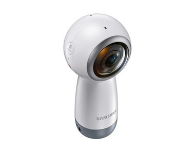 Samsung 360° Videokamera Gear 360 (2017) SM-R210