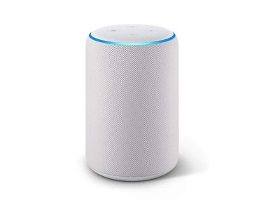 Amazon Smartspeaker Echo Plus (2. Gen.) Sandstein