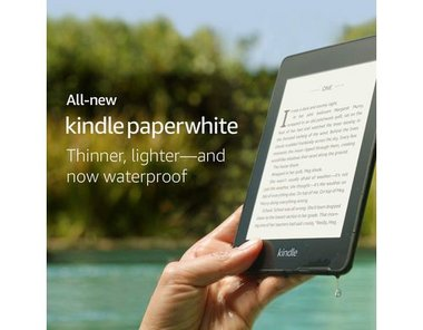 Amazon E-Book Reader Kindle Paperwhite 2018 32 GB Special Offers