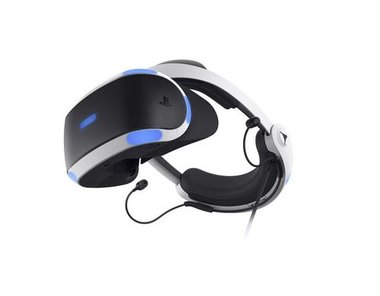 Sony VR-Headset PlayStation VR + Camera + VR Worlds