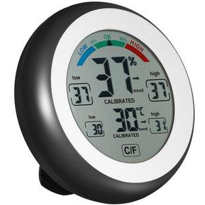 DANIU Multifunktionales Digitalthermometer Hygrometer Temperatur-Feuchtigkeitsmessgerät