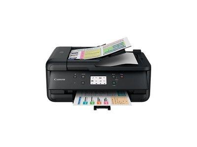 Canon Multifunktionsdrucker Tintenstrahldrucker PIXMA TR7550