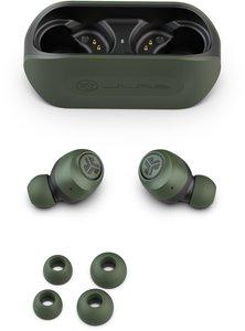 JLab Go Air True Wireless Earbuds - green