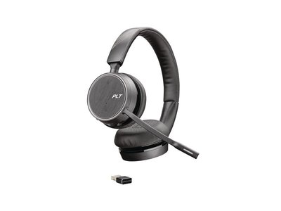 plantronics headset Voyager 4220 Duo UC USB-A