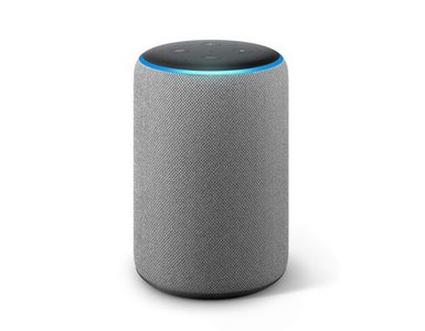 Amazon Smartspeaker Echo Plus (2. Gen.) Hellgrau